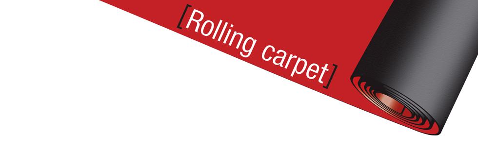 Rolling Carpet